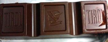 チロルチョコレート ミルクヌガー OPEN!!