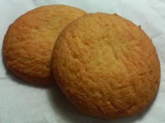 バタークッキー 2枚