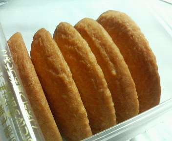 バタークッキー 5枚入り