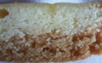 しっとりベイグドチーズケーキ CUT!!