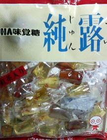 UHA味覚糖 純露